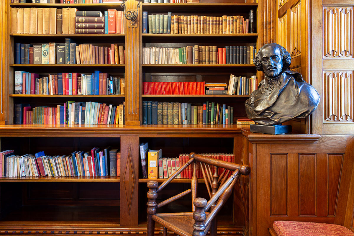 Friends Room - State Library of NSW Sydney Veneu