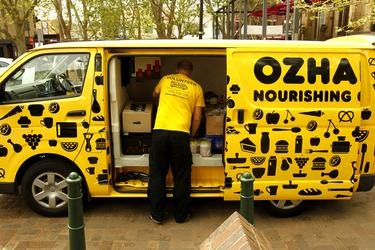 Laissez-faire Catering reduces food waste and supports the community by partnering with OzHarvest