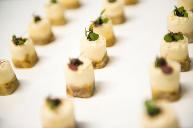 catering canapes