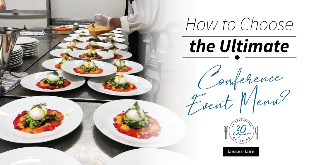 How to Choose the Ultimate Conference Event Menu Sydney