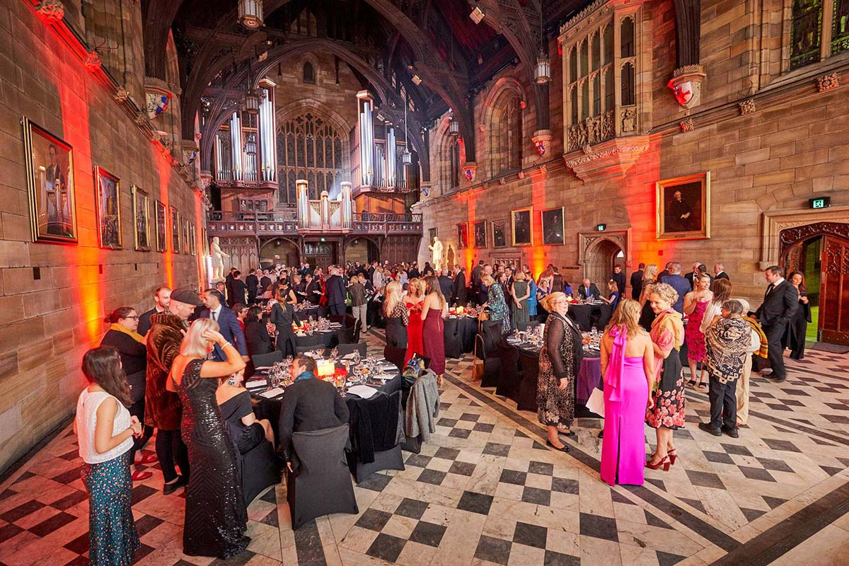 Annual Gala Dinner and Alumni Awards 2019 at The Great Hall, The University of Sydney