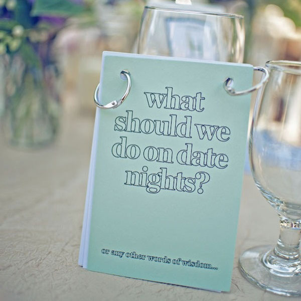 wedding booklets