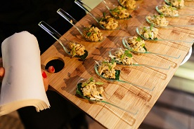 laissez featured events catering