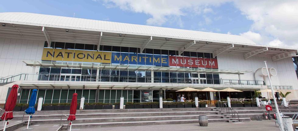 Maritime Museum Cafe Menu