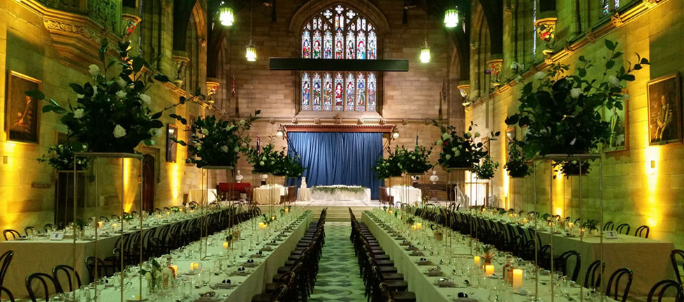 University of Sydney | Venue Halls - Laissez-faire