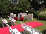 Lion Gate Lodge Wedding Ceremony