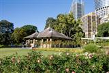 Royal Botanical Gardens Cottage and City