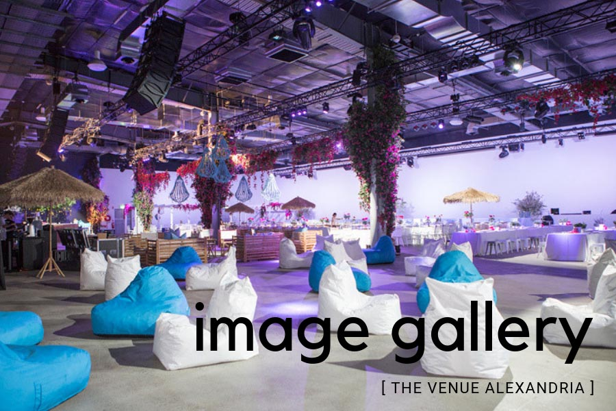 Image Gallery The Venue Alexandria