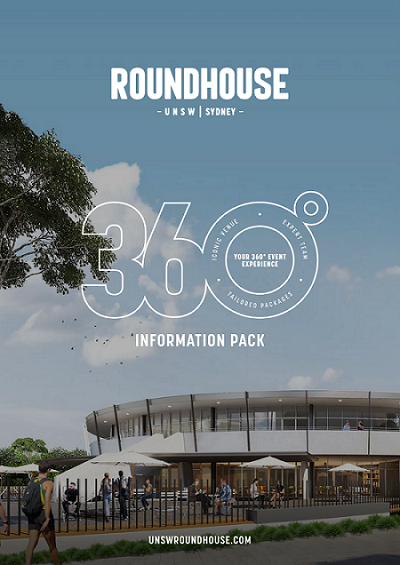 Roundhouse Information Pack