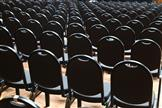 Roundhouse Black Chairs