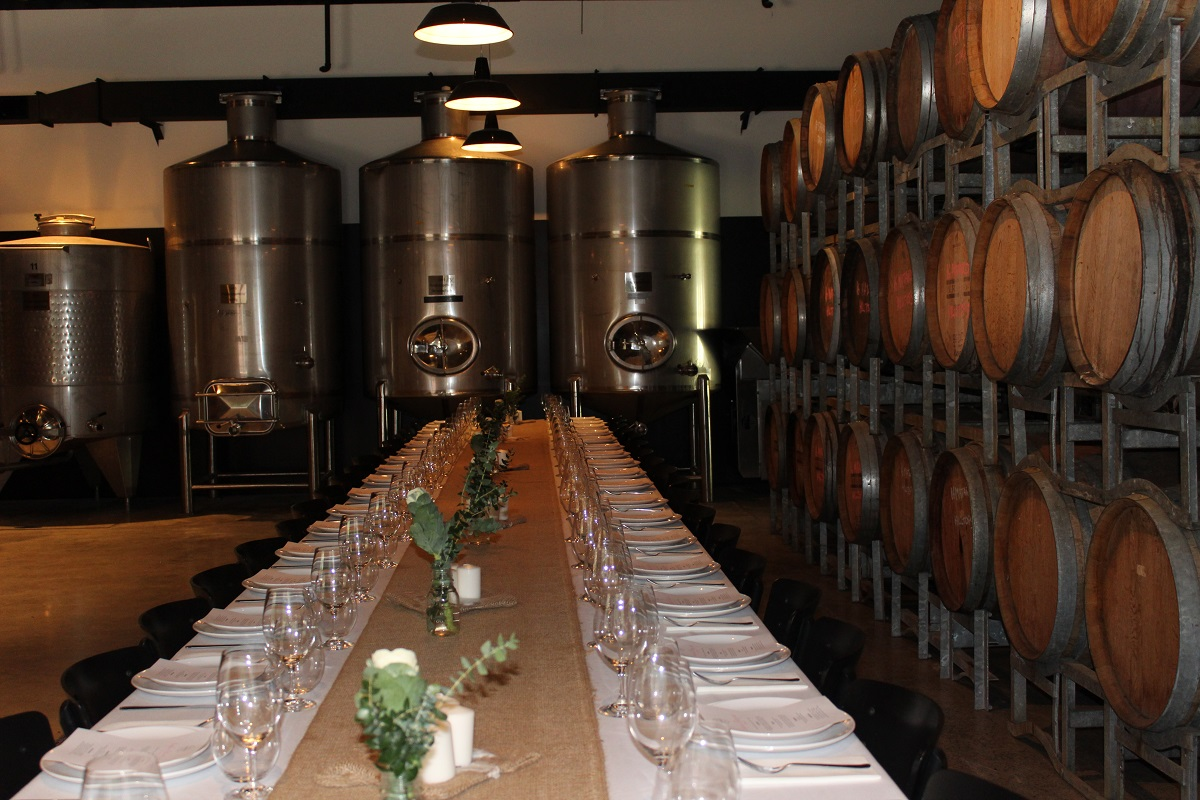 Urban Winery Sydney Venue